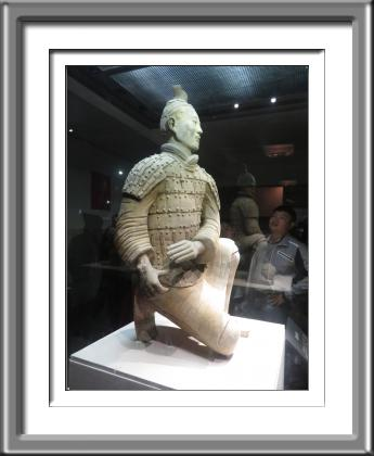 China, terracotta warriors, history, Xian