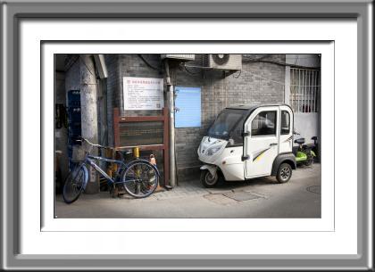 Bike - Beijing Hutong