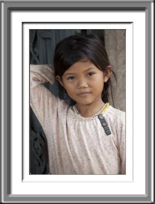 girl, child, Cambodia