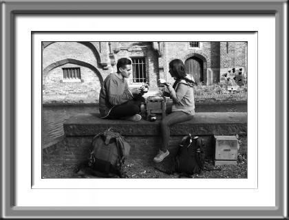 Picnic in Bruges