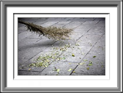broom, China