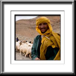 Shepherd -- Tizi-n'Tichka Pass