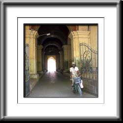 woman, postal, India