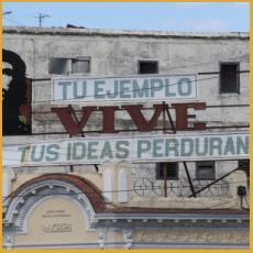Che, Cuba, slogan